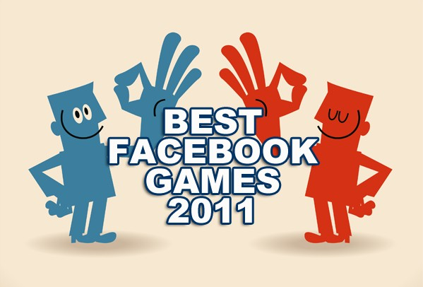 best facebook games 2011
