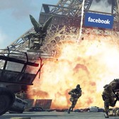 If Call of Duty came to Facebook...
