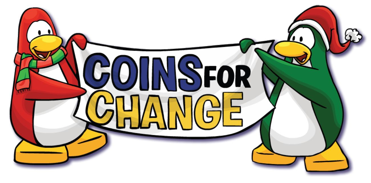 coins for change