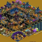 FarmVille Pic of the Day: Annielapierre gets her farm ready for ... Halloween?