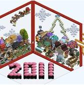 FarmVille Pic of the Day: Greeting card farm, now with thumbs by Bhsoares