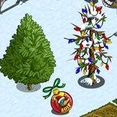 FarmVille Winter Holiday Items: Fraiser Fir Tree, Jacob Sheep and more