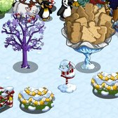 FarmVille Winter Holiday Items: Holiday Cookie Tree, Wreath Chicken and more