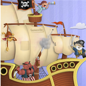 Avast ye, bingo fans! Gamesville's Pirate Cove Bingo sails on Facebook