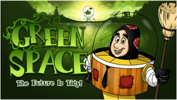 Green Space on Facebook