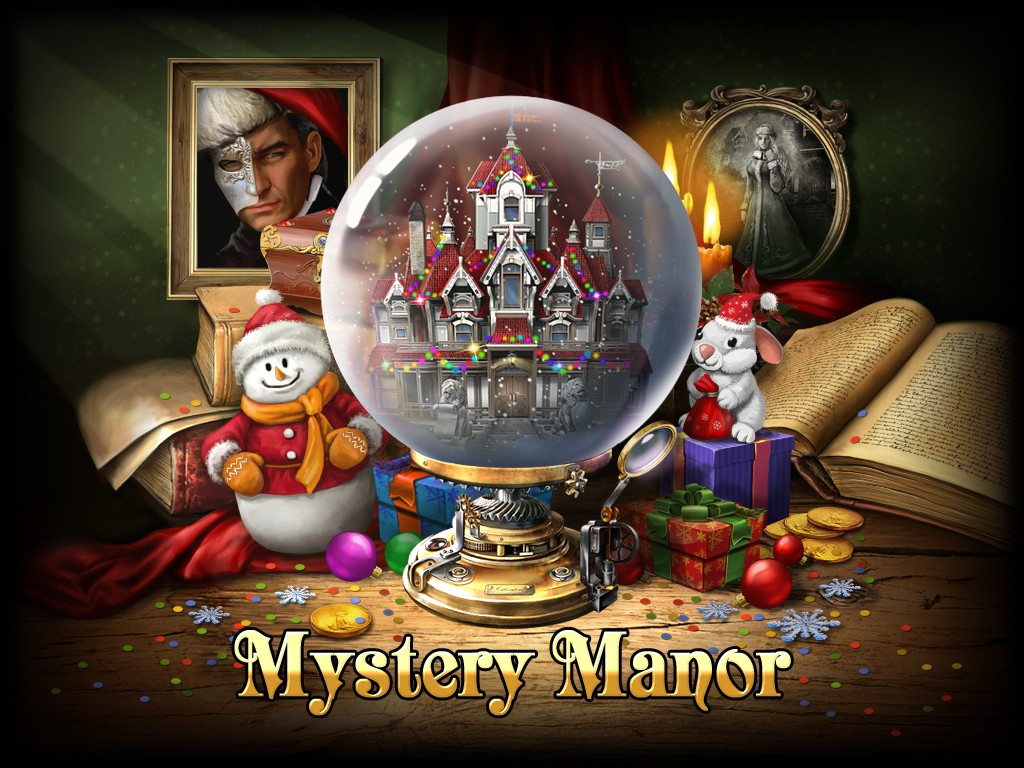 Mystery Manor on iPad