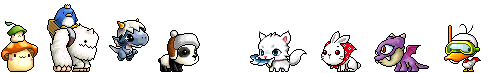 MapleStory Pets