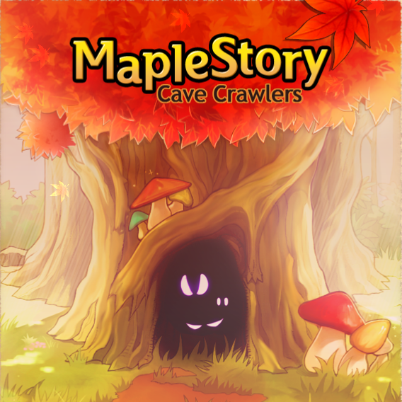 MapleStory Cave Crawlers