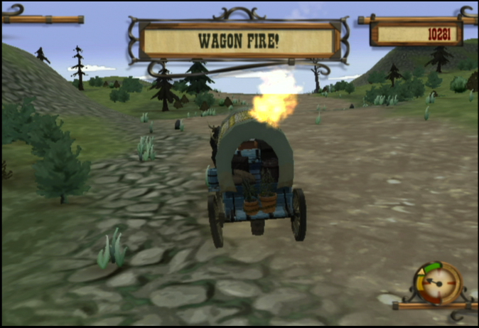 Oregon Trail Wii