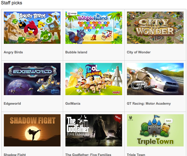 Google+ Games Staff Picks