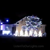 Angry Birds tune puts these Christmas lights to epileptic levels [Video]