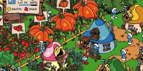 Smurfs' Village