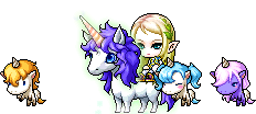 MapleStory Unicorns