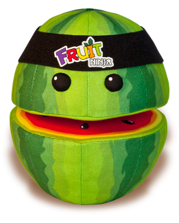 Fruit Ninja plush toy