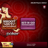 That's a big table: Zynga Poker hits the big screen on Google TV