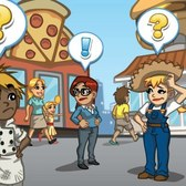 CityVille: Help citizens in your town for instant rewards