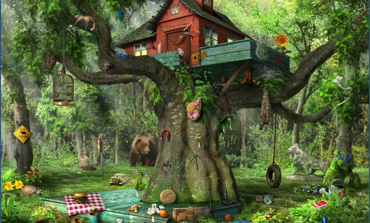 Find The Hidden Objects Free Online Games Memes