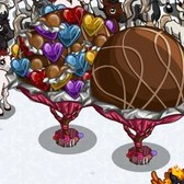 FarmVille Valentine's Day Items: Chocolate Heart Tree, Chocolate Waterfall and more