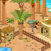 PyramidVille Adventure, or FrontierVille in Egypt, slated for iPhone, iPad