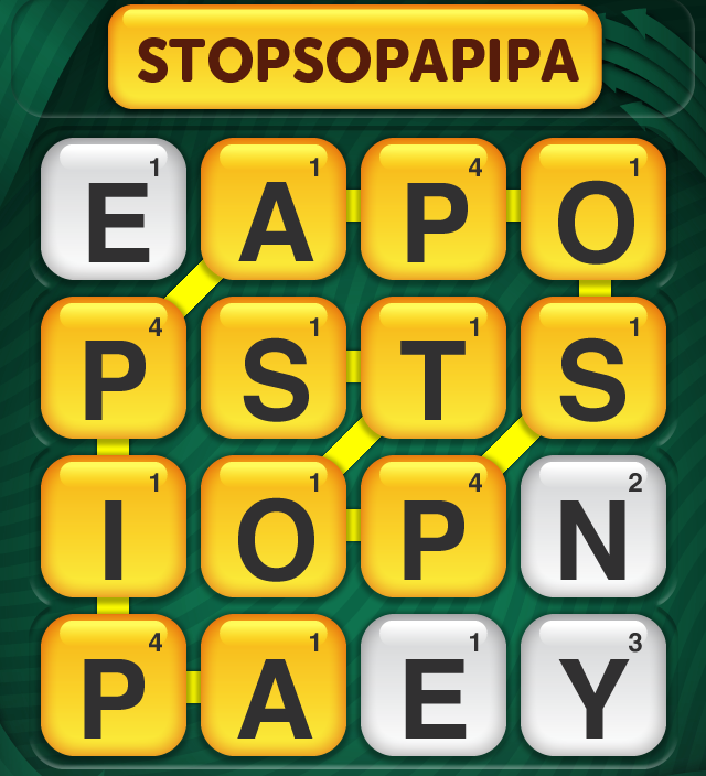 Scramble With Friends Stop SOPA PIPA
