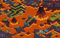 adventure world cheats volcano