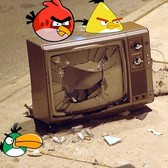 Wait, Rovio, you missed another one: Angry Birds to hit Samsung TVs