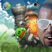 Kanye West met with Rovio, wants to fly with the Angry Birds [Report]