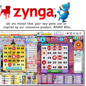 Zynga under fire (again) for copycatting: This time, it's Bingo Blitz