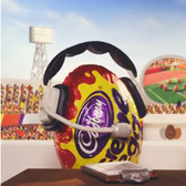 2012 London Olympics and Cadbury Creme Egg team up in Goo Games