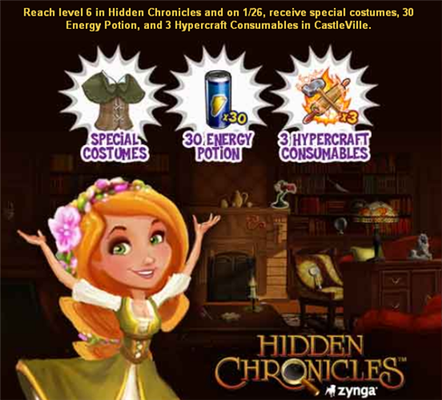 Hidden Chronicles CastleVille