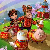 CastleVille: Celebrate Chinese New Year with exclusive themed items