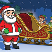 CityVille PSA: Santa's heading back to the North Pole in one week
