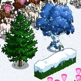 FarmVille Winter Fantasy Items: Frosted Fairy Tree, Snowflake Pony and more