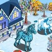 FarmVille Winter Fantasy Items: Prism Tree, Icicle Cow and more