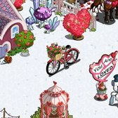 FarmVille Valentine's Day Items: Valentine Bear, Heart Ram and more