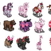 FarmVille Sneak Peek: Valentine's Day animals coming soon