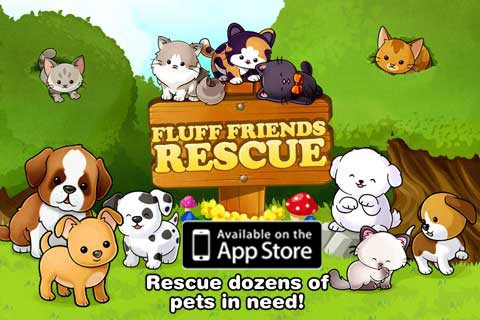 Fluff Friends Rescue