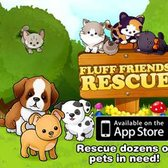 Humane Society enlists Fluff Friends on the iOS to save real pets