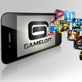 Gameloft mobile social games network