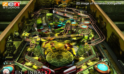 Zen Pinball 3D El Dorado
