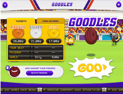 Goo Games Goodles