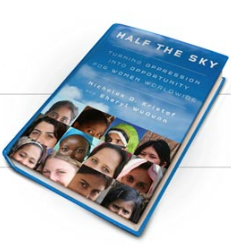 Half the Sky book
