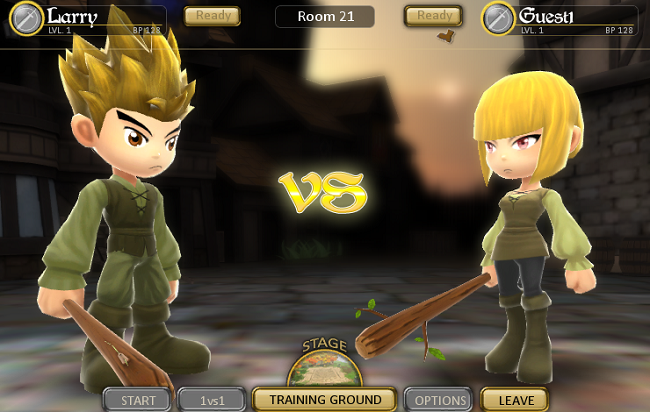 Dueling Blades g