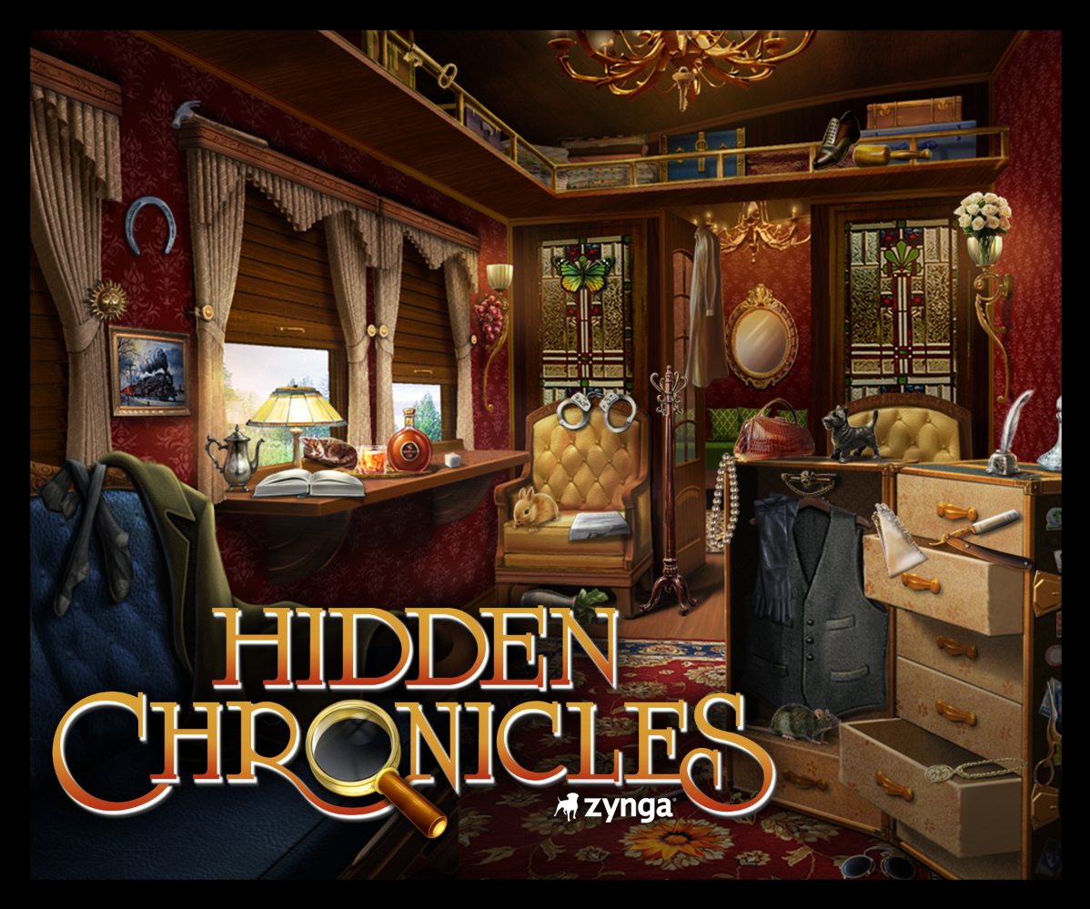 hidden object games free