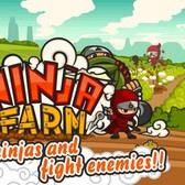Ninja Farm on iPhone: Because that's what farming simulators need