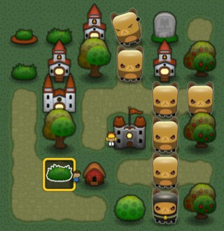 Triple Town iPhone