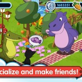 Booyah's Pet Town for iPhone, iPad asks, 'What if pets were real?'