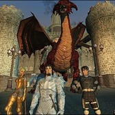 Since Everquest II went free, it's seen 300 percent more players