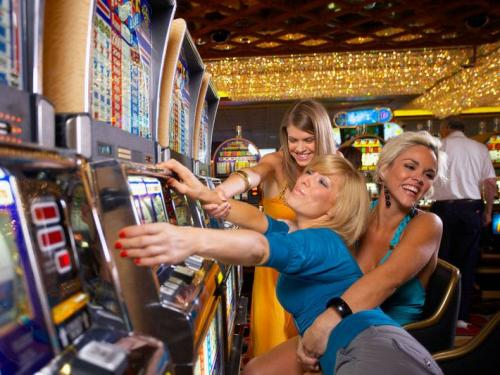 Slot Machine Players