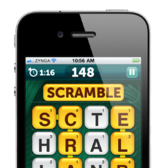 Scramble With Friends on iPhone: The next game to earn an SNL skit?